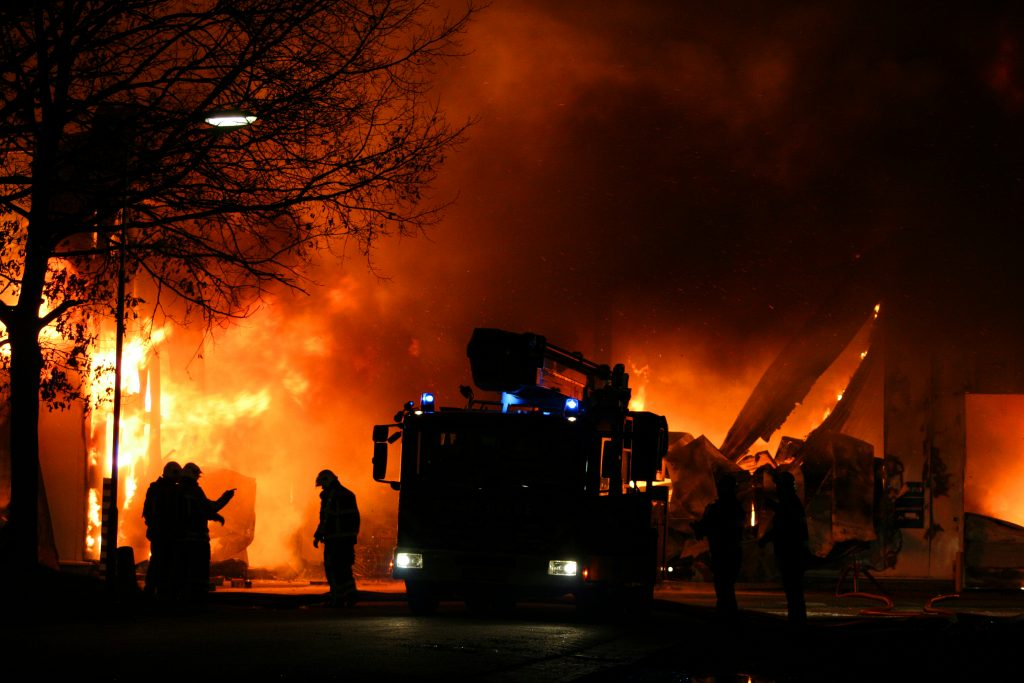 prevent a tragedy with fire sprinkler systems