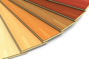 Color range solid wood flooring