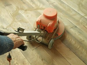 refinishing solid wood flooring