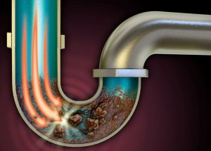 Clear the drain so your water heater can drain properly