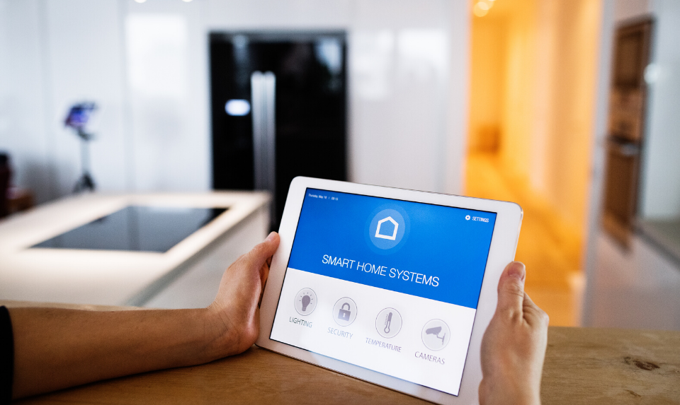 The advantages of a smart home can range from ease of use to improved home security.