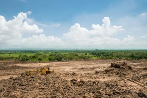 Land grading is fundamental in any type of construction.
