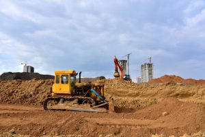 Land grading contractors are highly trained to do the job.