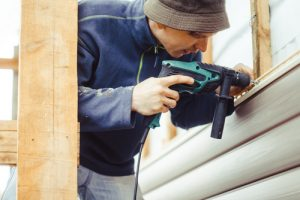Experience is essential when hiring a vinyl siding contractor.